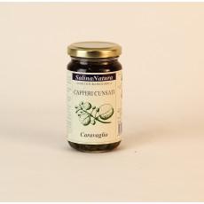 Kapern in Olivenöl  200 g netto