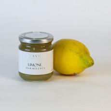 Zitronenmarmelade aus Sizilien 230 g