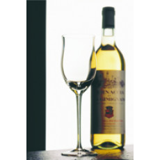 Glas Weißwein