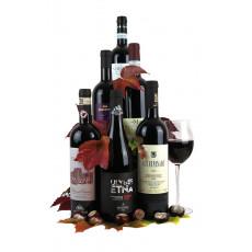 feine Rotweine im Herbst
