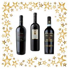 Sterne des Südens 3 Rotweine aus Süditalien