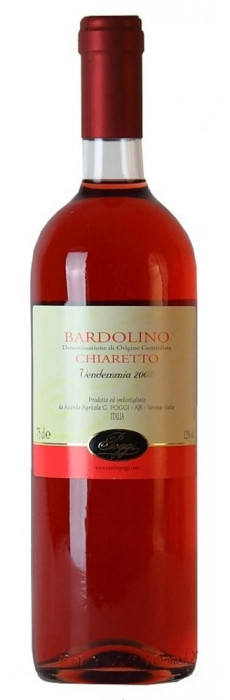 Bardolino Chiaretto | Rosato