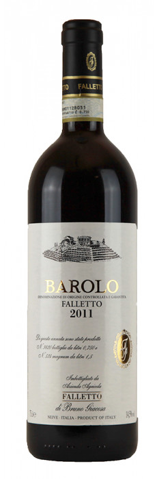 Barolo Falletto (Bruno Giacosa)