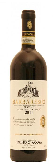 Barbaresco Santo Stefano (Bruno Giacosa)
