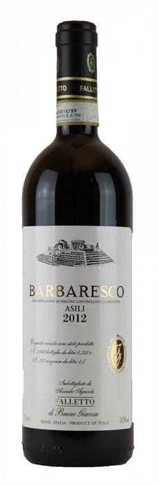Barbaresco Giacosa