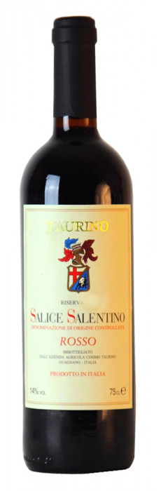 Salice Salentino Rosso Riserva (Taurino)