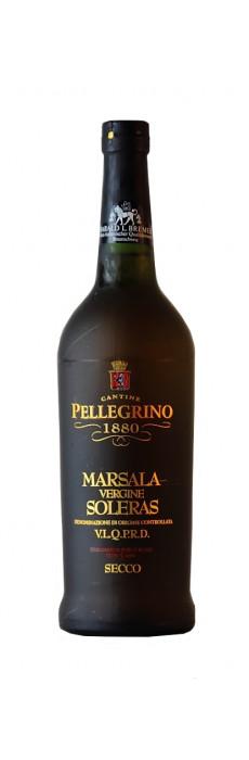 Marsala Vergine Soleras (Pellegrino)