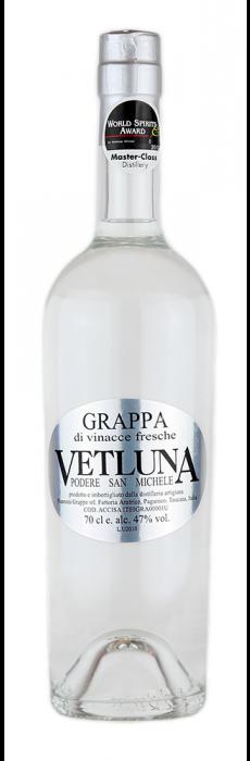 Grappa di Vetluna Flasche weiß
