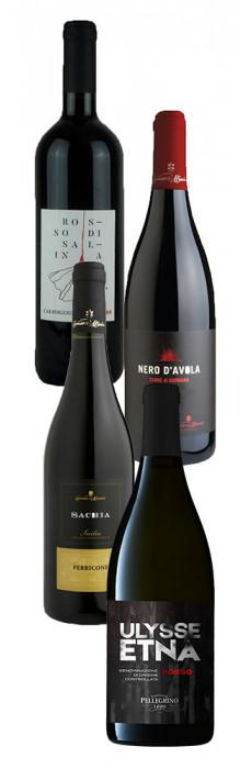 sizilianische Rotweine