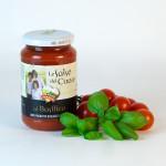 Salsa al Basilico Bio (Belfiore) 340 g*