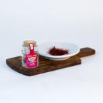 Safranfäden im Glas (Triselecta) 1 g