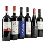 Rotweine für jeden Tag (6 Fl.) ggf.+Fracht