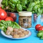Gegrillte Zwiebeln in Olivenöl (Puma) 235 g