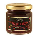 Il Caviale di Belzebu Salsa piccante - Salsa Honig Peperoncino (Inaudi) 100 g