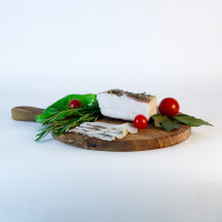 Lardo di Colonnata -  mindestens 350 g  Preis Stück