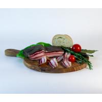 Pancetta toskanischer Speck (Mori) >450 g (Preis/St.)