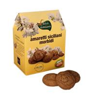 Amaretti siciliani morbidi BIO (L'Arcolaio) 150 g *