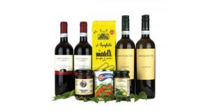 Spaghetti - Wein - und mehr