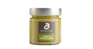 Crema di Pistacchio - Pistazienkreme (A'Ricchigia) 190 g