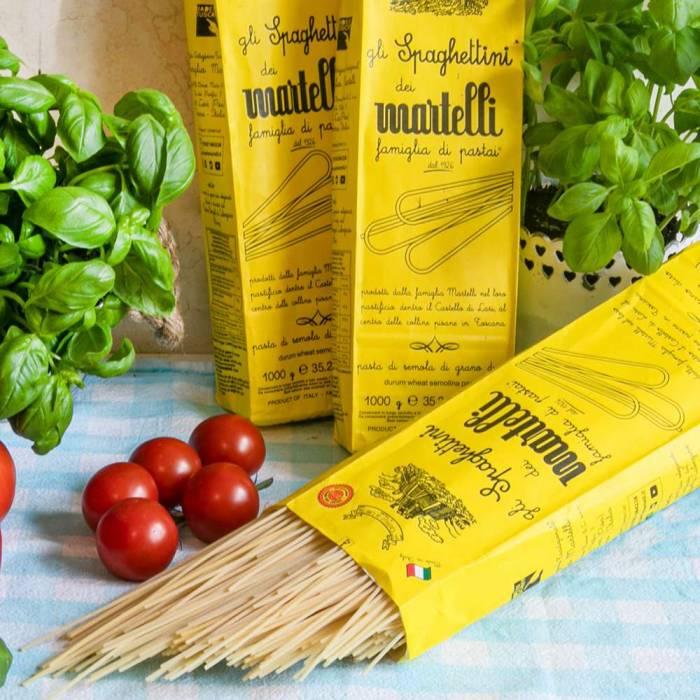 Spaghettini (Martelli) 1 kg