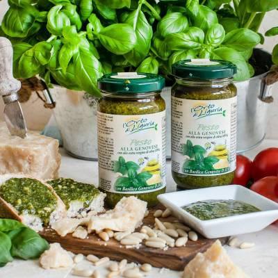 Pesto alla Genovese (L'Orto di Liguria/Anfossi) 185 g