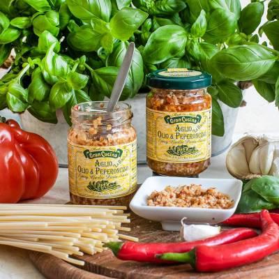 Aglio, Olio e Peperoncino (Gran Cucina) 130 g
