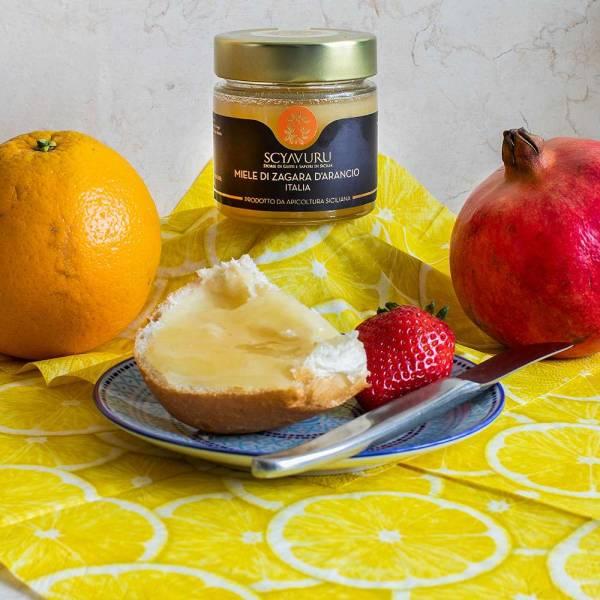 Orangenblütenhonig (Scyavuru) 250 g
