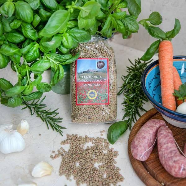 Lenticchia di Castelluccio (Sapori di Norcia) 500 g