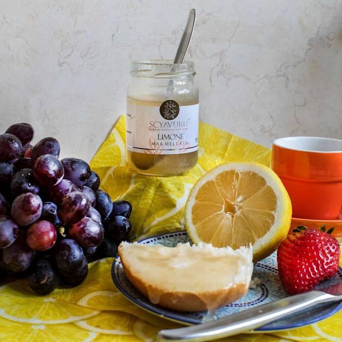 Marmellata di Limone (Scyavuru) 150 g