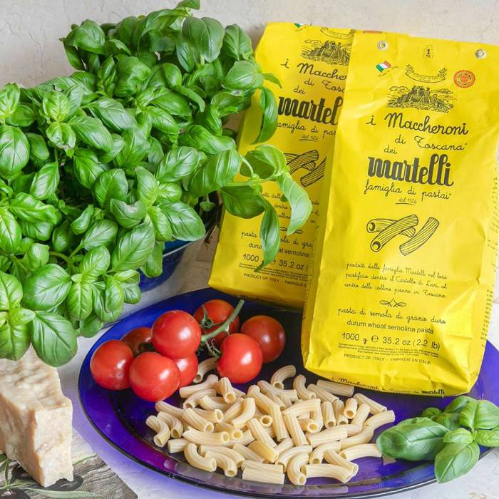 Maccheroni (Martelli) 1 kg