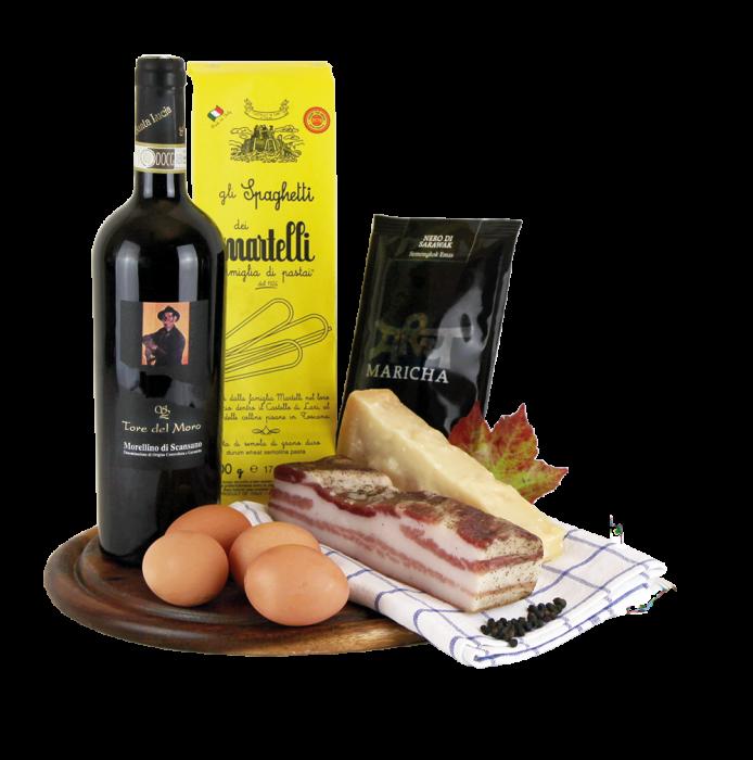 Spaghetti Carbonara mit Rezept