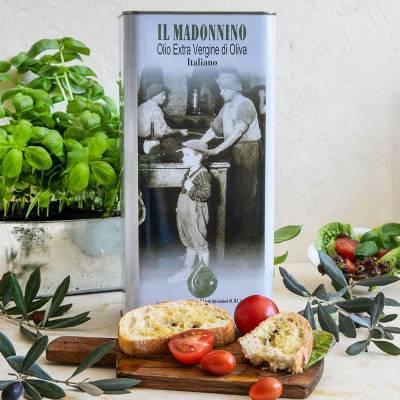 Olio extra Vergine di Oliva Madonnino (Il Madonnino) 5 l 2020