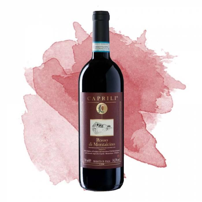 Rosso di Montalcino (Caprili) 2019