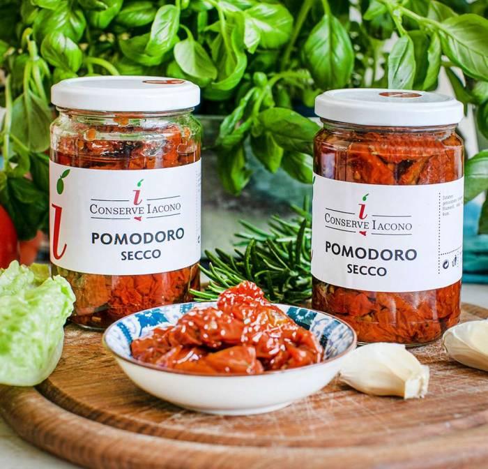 Getrocknete Tomaten in Öl (Iacono) 290 g