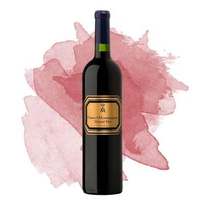 Grand Vin (Fabre-Montmayou) 2015