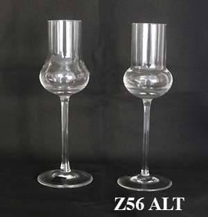 Glas Grappa I alte Form