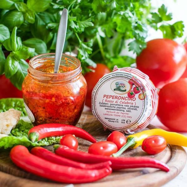 Crema di Peperoncino (Fattorie della Calabria) 170 g