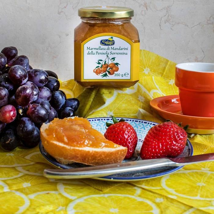 Marmellata di Mandarini (Solagri) 350 g