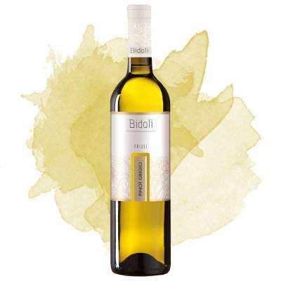 Pinot Grigio Grave del Friuli (Bidoli) 2020