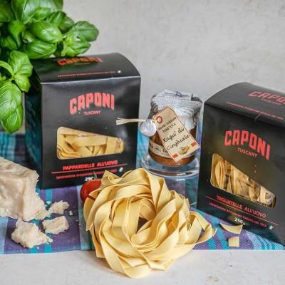 Pappardelle all'Uovo (Caponi) 250 g
