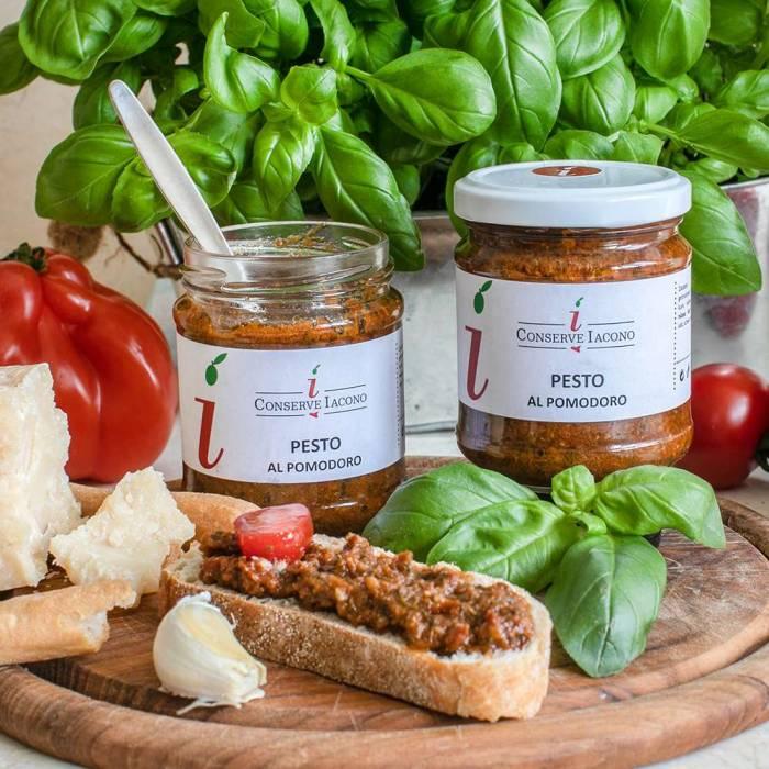 Pesto al Pomodoro (Iacono) 190 g